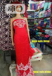 Red Indian Fabrics   Clothing for sale in Lagos State, Ojo