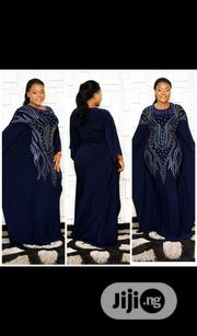 Lovely Fited Butterfly Shape Turkey Long Dress,38-42( Very Stretchy) | Clothing for sale in Lagos State, Isolo