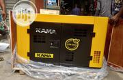 Kama DIESEL (10.5 Kva) Super Soundproof Silent Generator Heavy Duty | Electrical Equipment for sale in Lagos State, Ojo