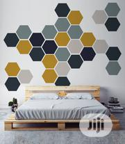Wall Designs For Room | Building & Trades Services for sale in Edo State, Benin City