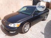 Toyota Avalon 2003 Black | Cars for sale in Gombe State, Gombe LGA