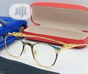 Cartier Men'S Eye Glass Gold | Clothing Accessories for sale in Lagos State, Ikeja