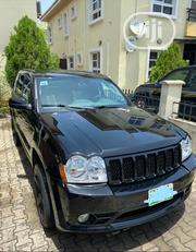 Jeep Grand Cherokee 2008 SRT-8 Black   Cars for sale in Lagos State, Lekki Phase 1