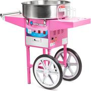 Commercial Quality Cotton Candy Machine Cart And Candy Floss Maker | Restaurant & Catering Equipment for sale in Lagos State, Ojo