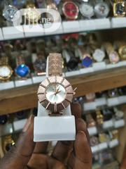 Versace Gold Ladies Wristwatch   Watches for sale in Lagos State, Ikeja