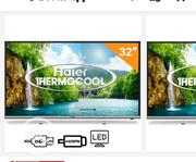 Haier Thermocool 32 Inch TV LED LE32K6000   TV & DVD Equipment for sale in Lagos State, Ikeja