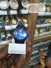 Emporio Armani Police All Black Steel For Ladies | Watches for sale in Lagos State, Ikeja