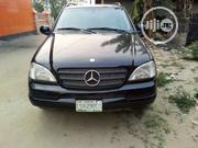 Mercedes-Benz M Class 2002 Black | Cars for sale in Abia State, Ukwa