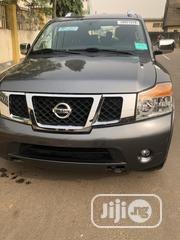 Nissan Armada 2015 Gray | Cars for sale in Lagos State, Alimosho
