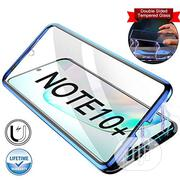 Magnetic Adsorption Case for Samsung Galaxy Note 10 Plus | Accessories for Mobile Phones & Tablets for sale in Lagos State, Ikeja