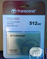Transcend 512 SSD 23OS 2.5 Solid State Drive SATA 6GB/S | Computer Hardware for sale in Lagos State, Ikeja