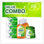 Dettol Healthy Home Basic Pack   Bath & Body for sale in Lagos State, Ikeja