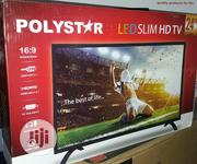 Trusted 24'' POLYSTAR LED HD Television | TV & DVD Equipment for sale in Lagos State, Ojo