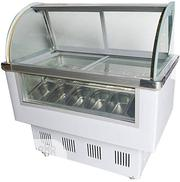 12 Pan Ice Cream Freezer Display Cases Display Chest Freezer | Store Equipment for sale in Lagos State, Ojo