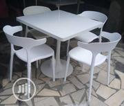 Superb 4 Seater Restaurant Table Brand New Imported | Furniture for sale in Lagos State, Agege