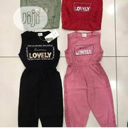 Jumpsuit For Girls | Children's Clothing for sale in Delta State, Oshimili South