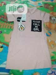 Girl Polo Gown Top | Children's Clothing for sale in Delta State, Oshimili South