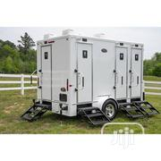 Alexander VIP Mobile Toilets   Manufacturing Services for sale in Lagos State, Lekki Phase 1