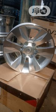 17 Rim For Toyota Hilux, Toyota Tacoma And Toyota Land Cruiser. | Vehicle Parts & Accessories for sale in Lagos State, Mushin