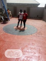 Concreate Stamping | Building & Trades Services for sale in Abuja (FCT) State, Gwarinpa