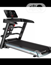 German 6HP Treadmill Machine With Incline, Dumbbells Mp3 Massager | Sports Equipment for sale in Edo State, Benin City