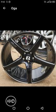 20 Rim for Mercedes Benz. | Vehicle Parts & Accessories for sale in Lagos State, Mushin