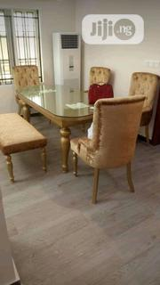 Extrinsic 6 Seaters Dinning Set | Furniture for sale in Lagos State, Lekki Phase 1