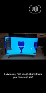 Good Quality Samsung Led Tv 55inches | TV & DVD Equipment for sale in Lagos State, Ojo