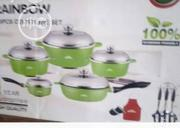 Italian Rainbow 20pcs Classic Cookware Set. | Kitchen & Dining for sale in Lagos State, Ikeja