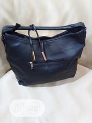 Just Fab Big Leather Bag | Bags for sale in Lagos State, Oshodi-Isolo