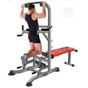 Brand New Power Tower+ Weightlifting Bench | Sports Equipment for sale in Abuja (FCT) State, Central Business District
