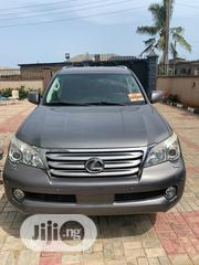 Lexus GX 2012 460 Premium Gray | Cars for sale in Lagos State, Ikeja