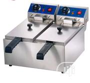 Electric Deep Fryer 10 Litres Double | Kitchen Appliances for sale in Lagos State, Ojo