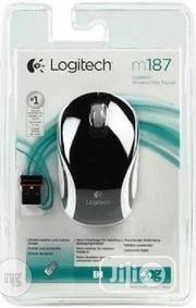 Logitech Wireless Mouse - M187 | Computer Accessories  for sale in Lagos State, Isolo