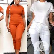 2pieces Set for Ladies/Women Available in Different Sizes | Clothing for sale in Lagos State, Lekki Phase 1