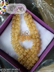 Basket Beaded Necklace | Jewelry for sale in Lagos State, Ikorodu