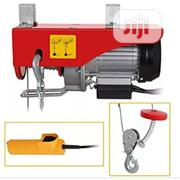 1/2 Ton Electric Wire Hoist Lifting Crane   Manufacturing Equipment for sale in Lagos State, Lagos Island