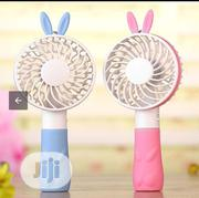 Rechargable Mini Hand Fan | Home Accessories for sale in Lagos State, Lagos Island