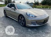 Porsche Panamera 2013 Gold | Cars for sale in Lagos State, Lekki Phase 1