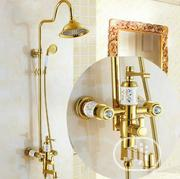 Gold Coated Shower | Plumbing & Water Supply for sale in Lagos State, Orile