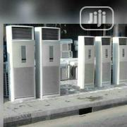 Uk Used 5hp Standing Unit Airconditiober | Home Appliances for sale in Lagos State, Yaba