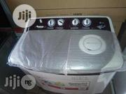 LG Twin Tub Manual Toploader Washing Machine Roller Jet ( WM- 850)   Home Appliances for sale in Lagos State, Ojo