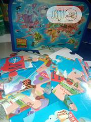 Educational Puzzle For Kids   Toys for sale in Lagos State, Mushin