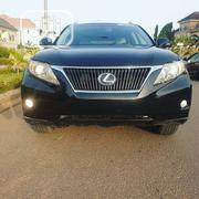 Lexus RX 2012 350 FWD Black | Cars for sale in Abuja (FCT) State, Asokoro
