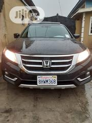 Honda Accord CrossTour EX-L AWD 2015 Black | Cars for sale in Lagos State, Mushin