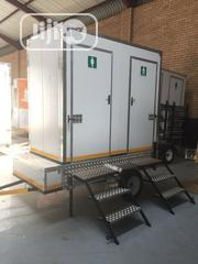 Dove Air-conditioning Mobile Toilets | Building Materials for sale in Ogun State, Abeokuta North