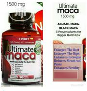 Ultimate Maca Pills Enlarge Butts And Hips, With Permanent Position | Sexual Wellness for sale in Lagos State, Lekki Phase 2