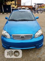 Toyota Corolla 2007 S Blue | Cars for sale in Lagos State, Alimosho