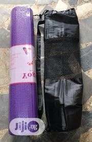 New Purple Yoga Mat | Sports Equipment for sale in Abuja (FCT) State, Kado
