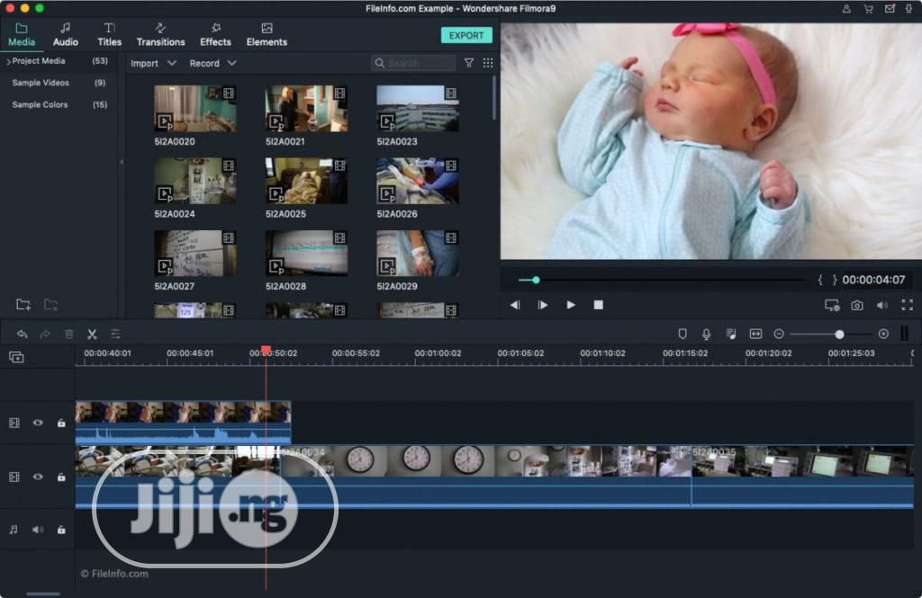 Wondershare Filmora 9 - Video Editing Software | Software for sale in Lekki Phase 1, Lagos State, Nigeria